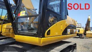 CAT 320D BZP00593