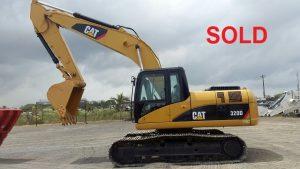 CAT 320D FAL02972