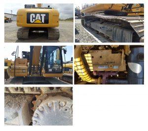 CAT 320D FAL02972 PICUTES