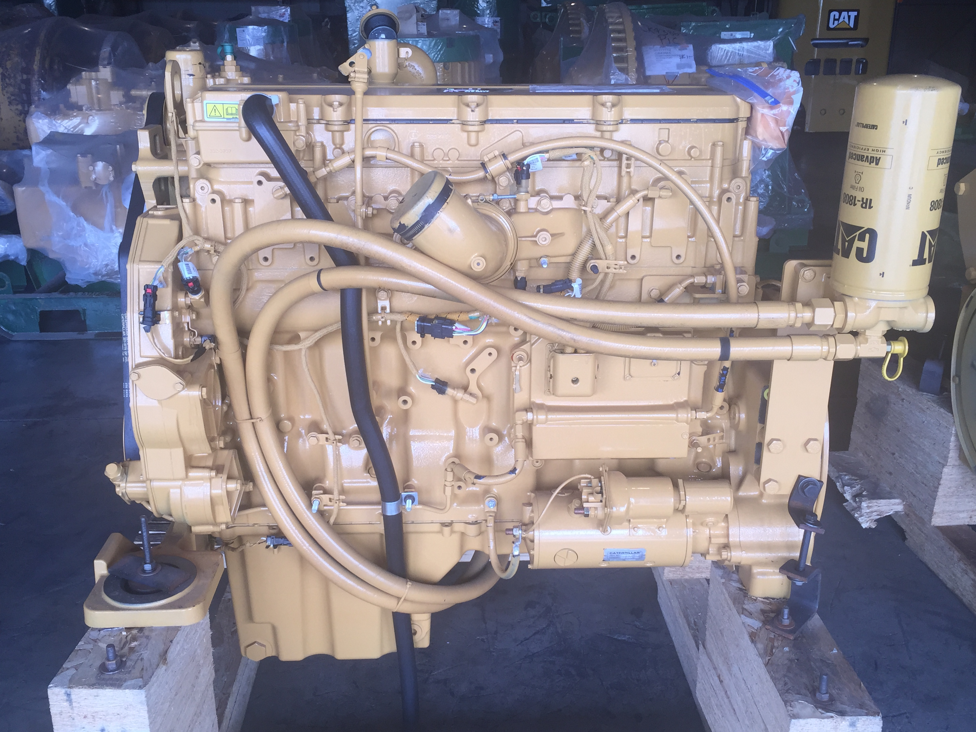 C13 ENGINE for sale